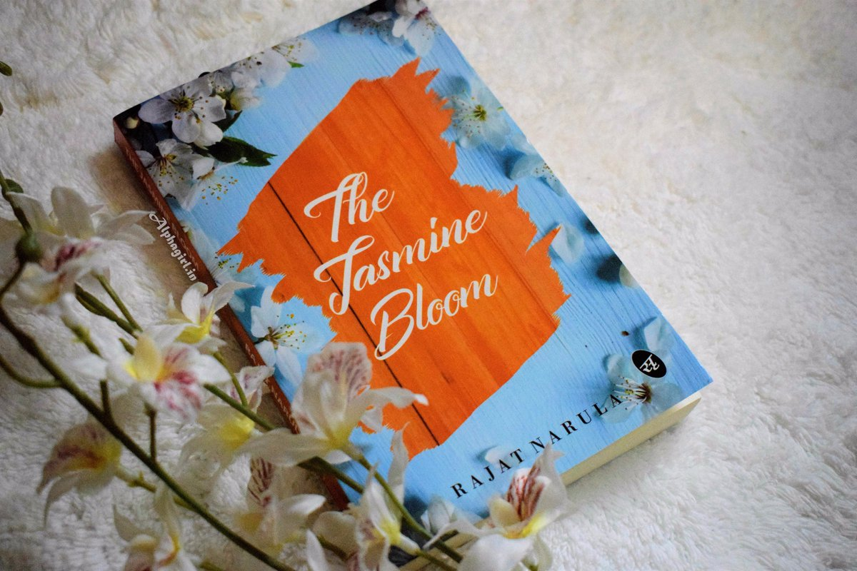 The Jasmine Bloom by Rajat Narula (Book Review)
