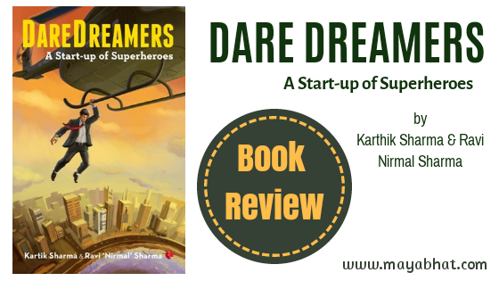 Dare Dreamers (Book Review)