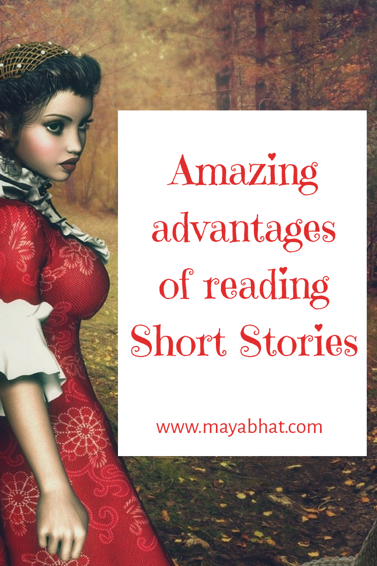 Advantages of reading short stories