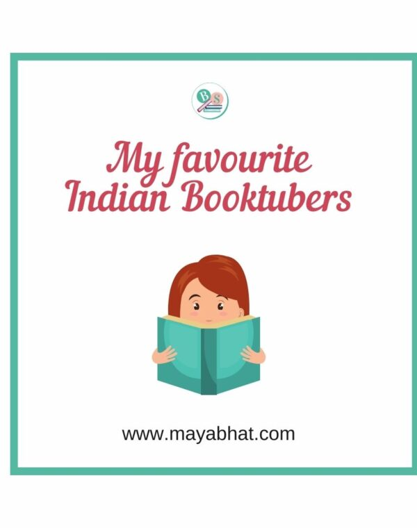 Indian booktubers