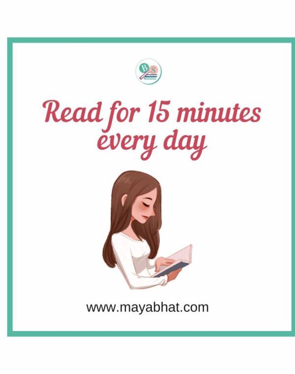 Reading tips for beginners