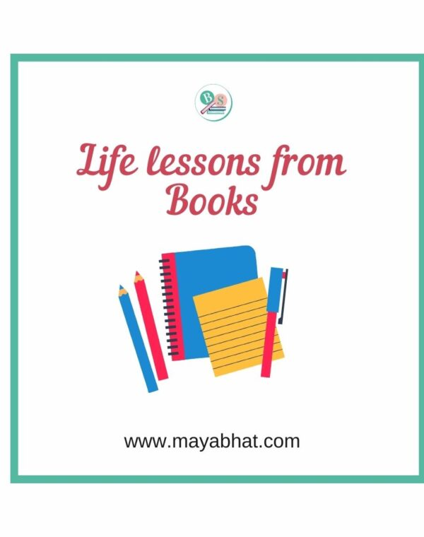 Life lessons from books