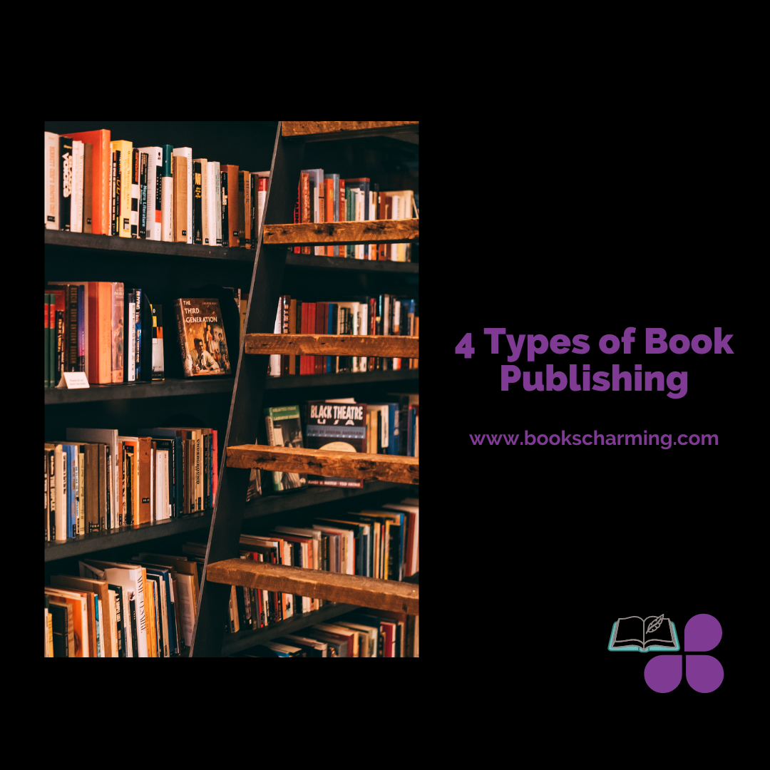 Different types of Book Publishing explained